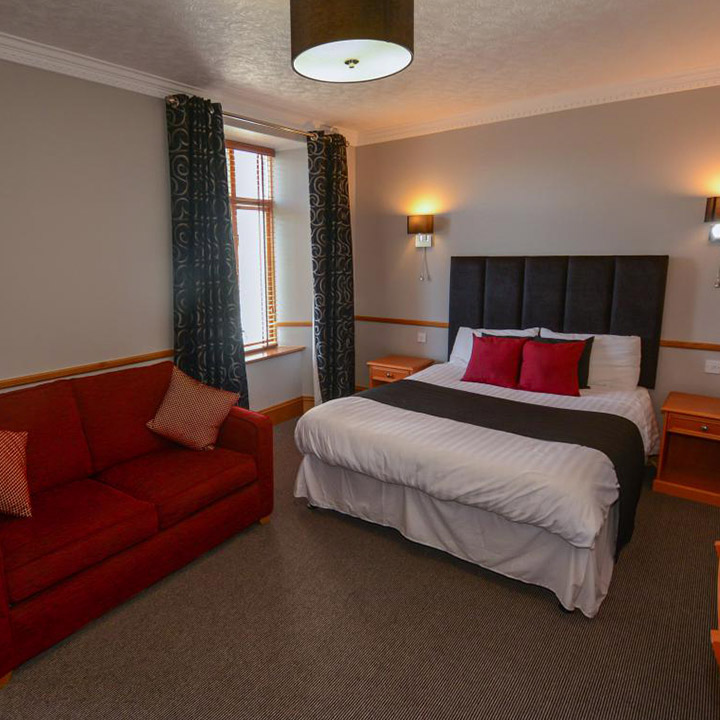New Inn Ellon - Rooms